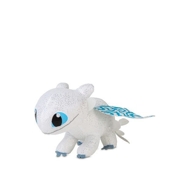 How to Train Your Dragon 32cm Light Fury Soft Toy