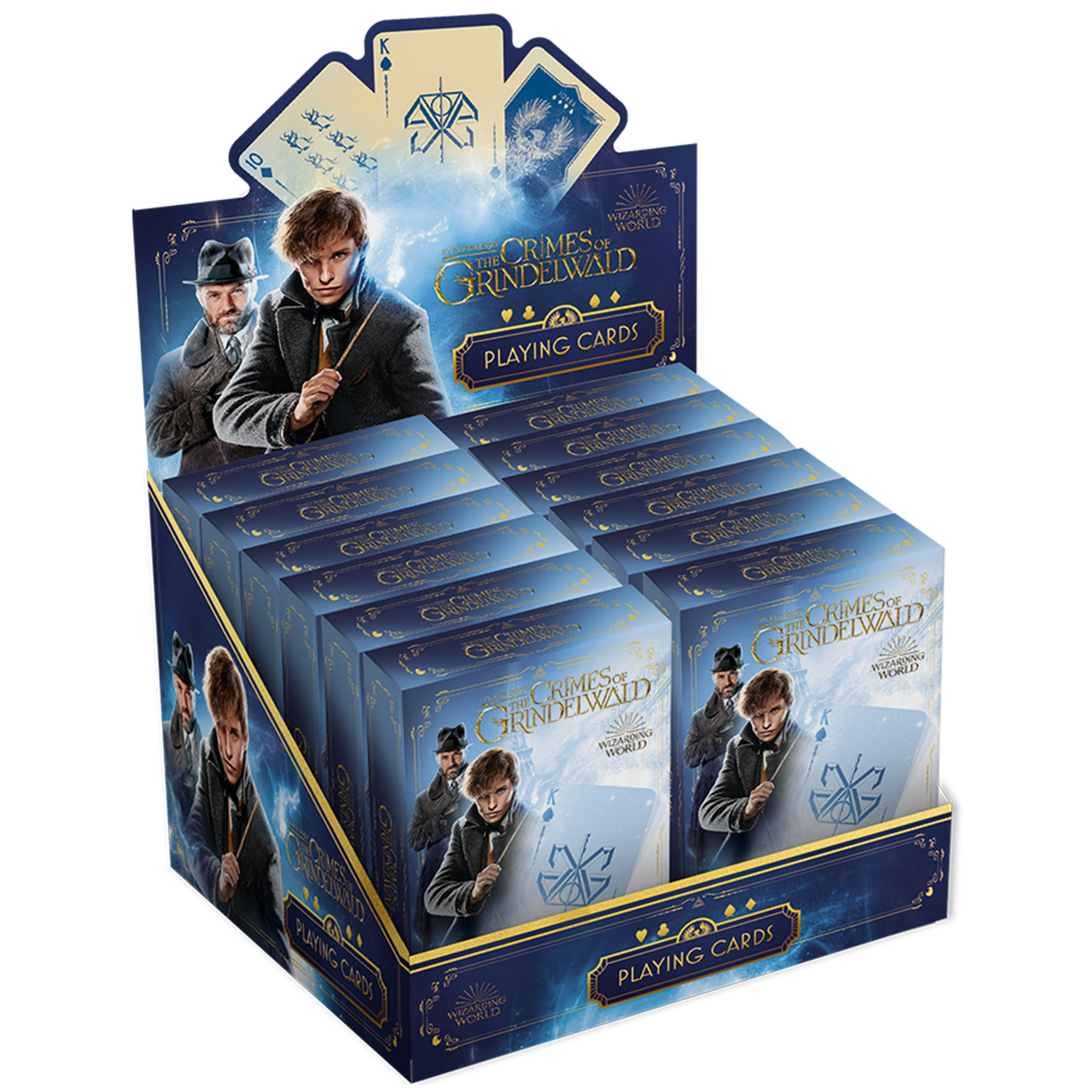 Fantastic Beasts Playing Cards Set