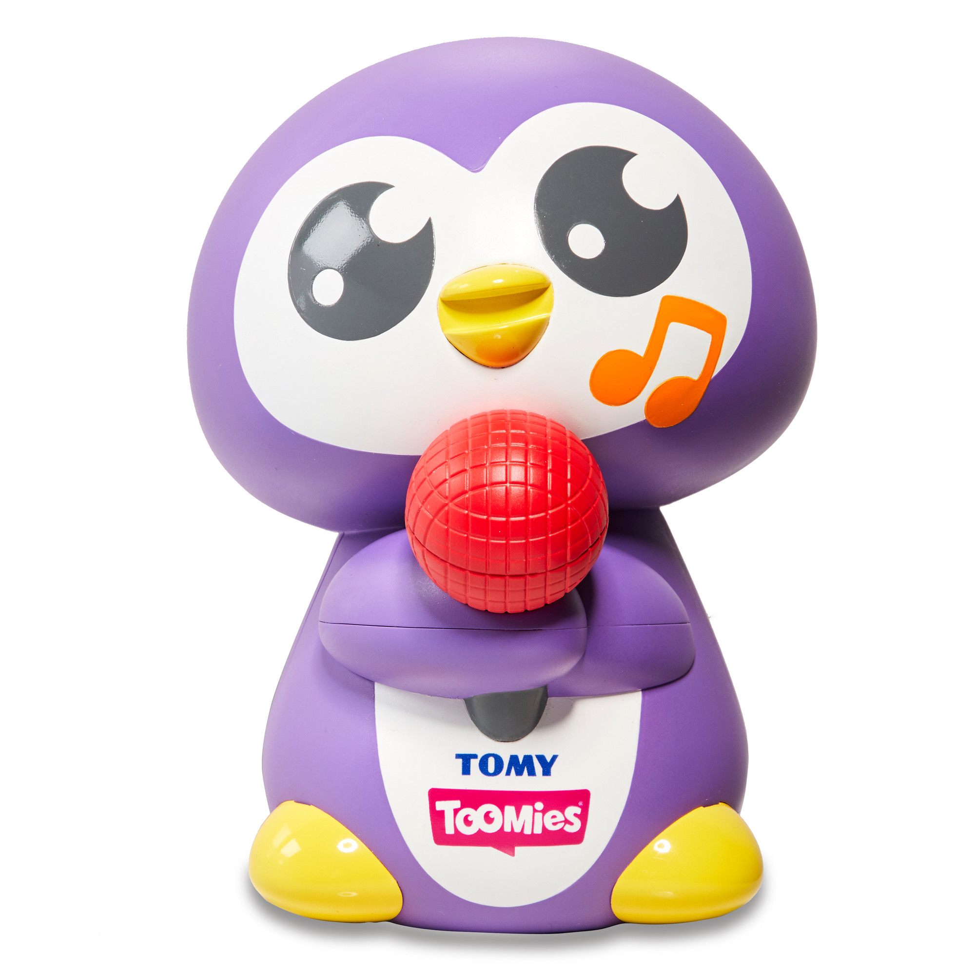 Tomy Toomies Tuneless Penguin Toy