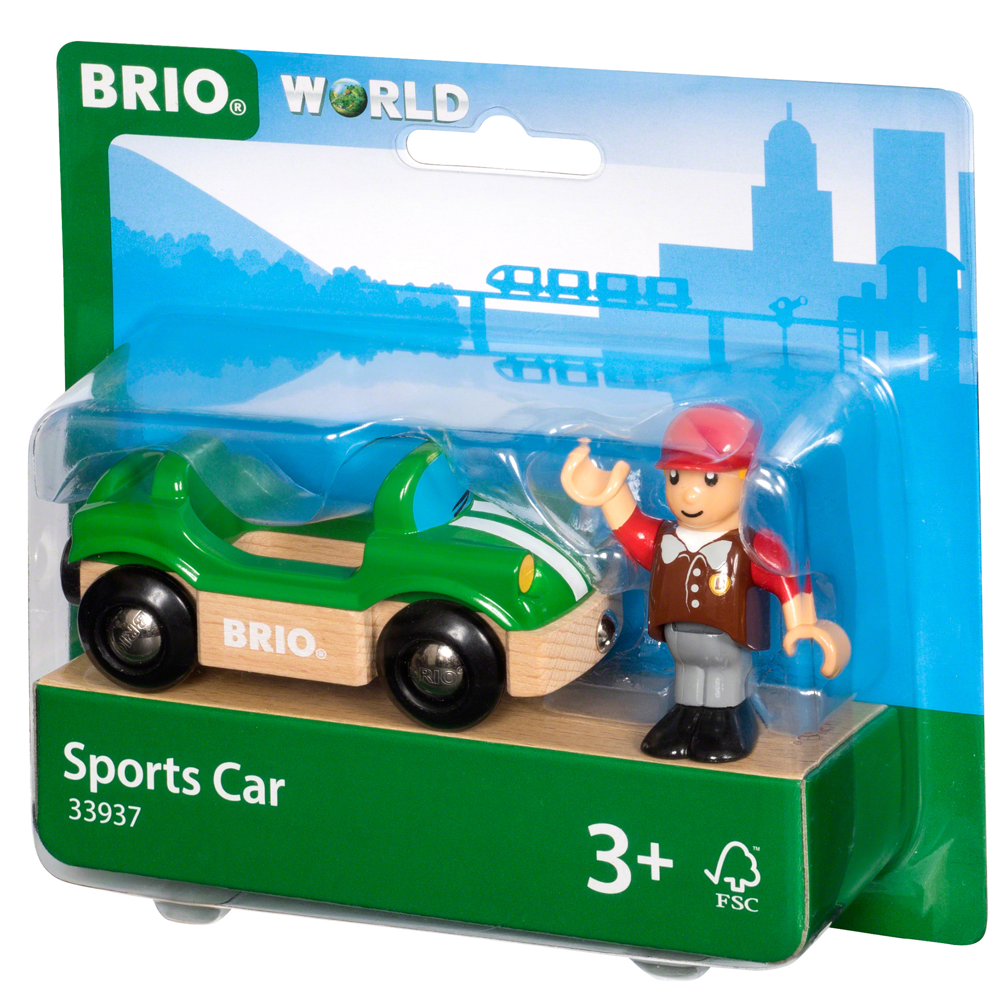 BRIO World Sports Car