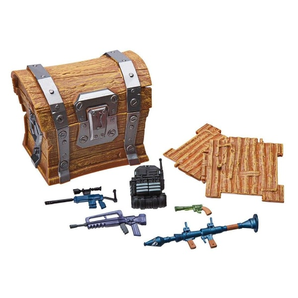 Fortnite Loot Chest Collectible Assortment