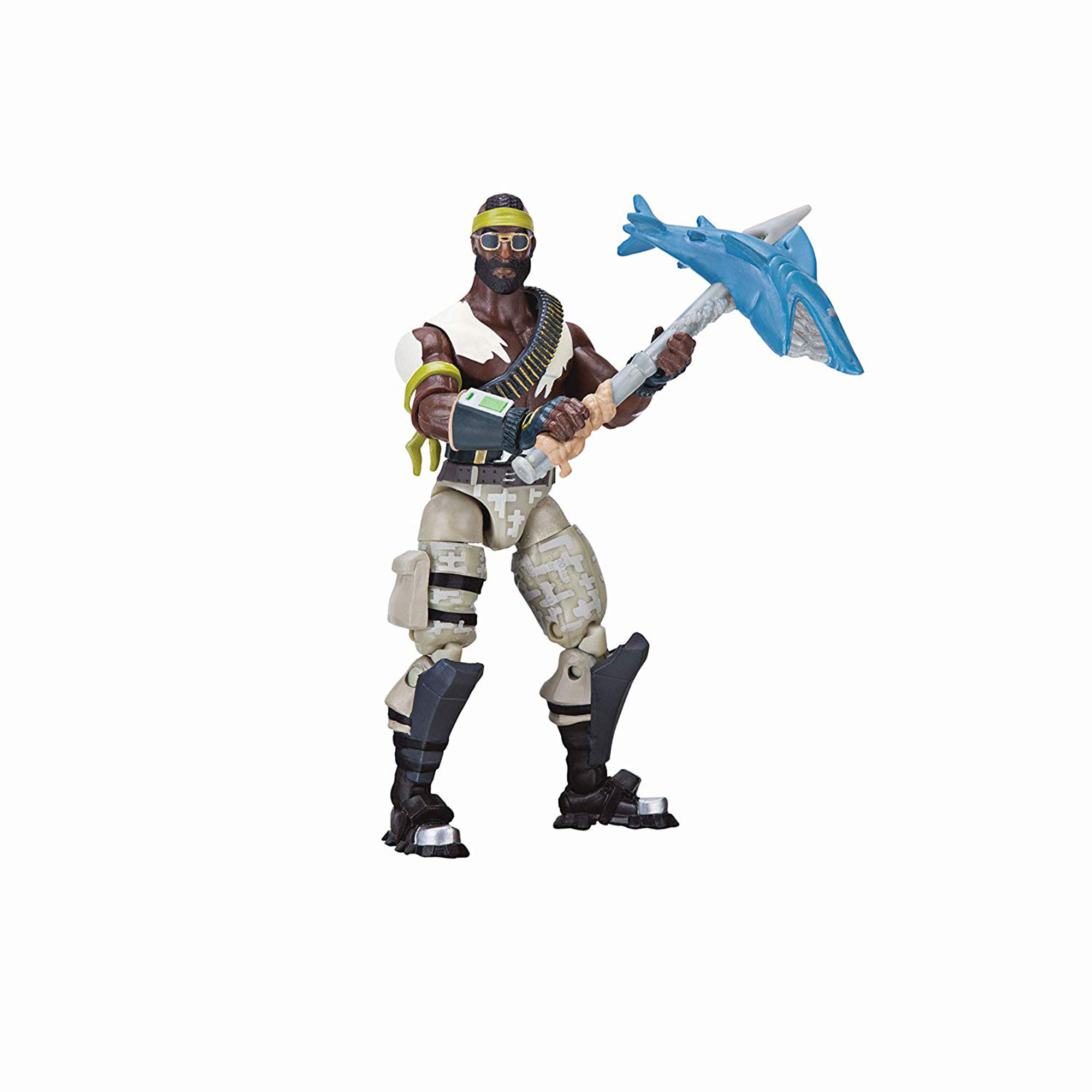 Fortnite Raptor Solo Mode Action Figure