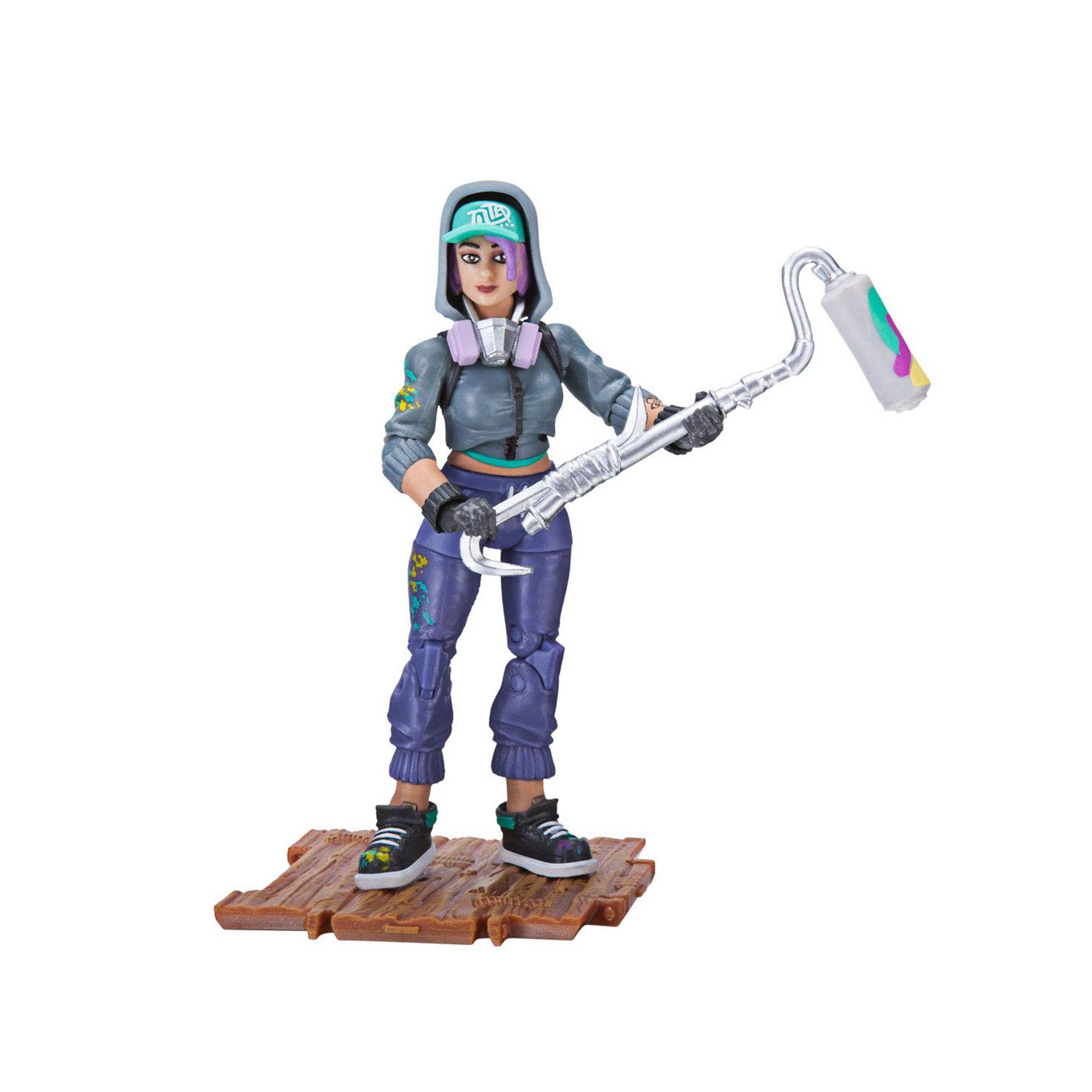 Fortnite Teknique Solo Mode Action Figure
