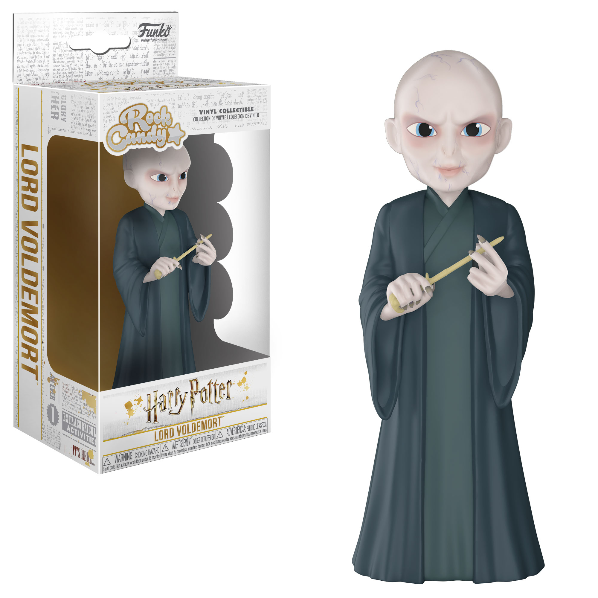 Harry Potter Voldemort Collectible Figure