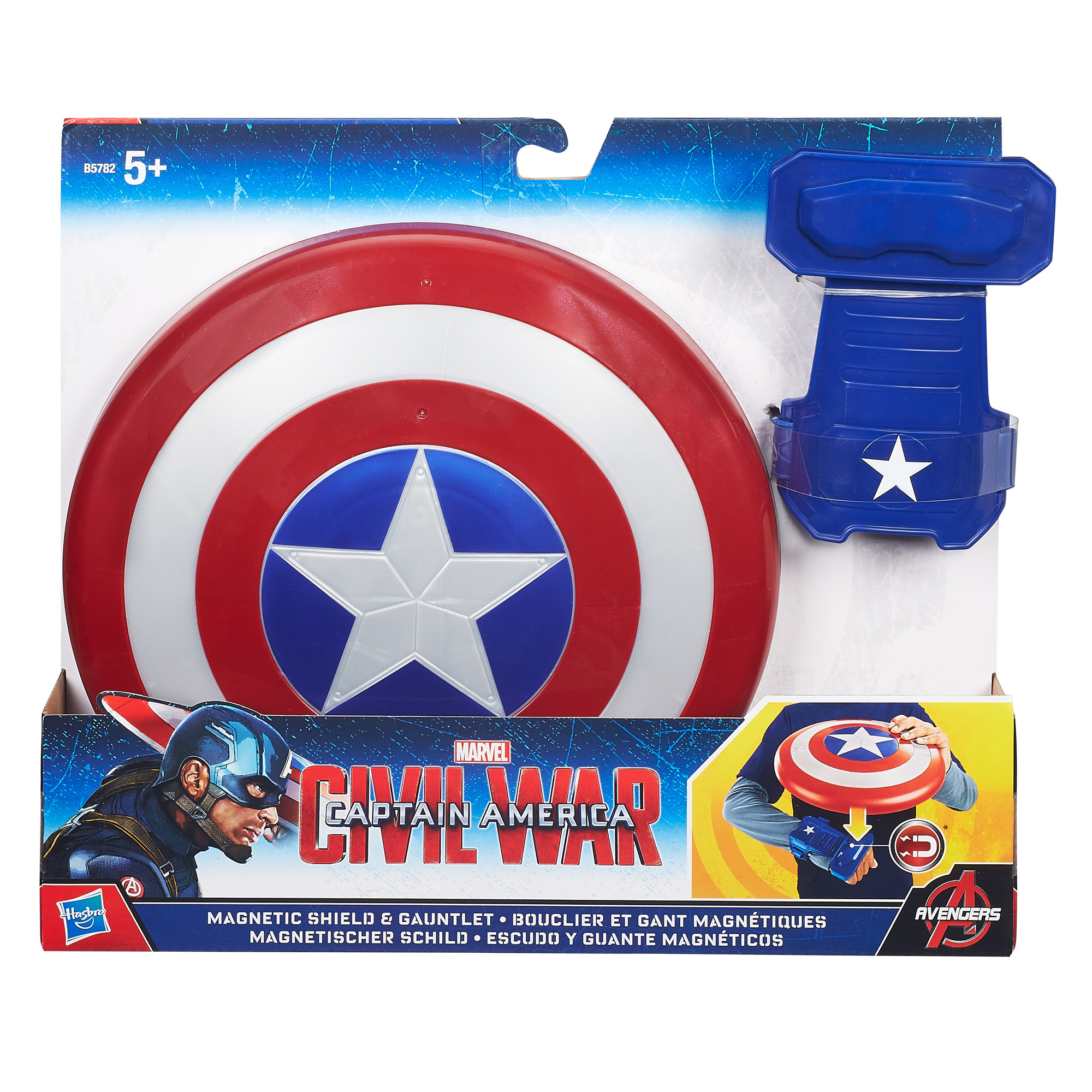 Avengers Mission Gear Hero Gauntlet Assortment Pack