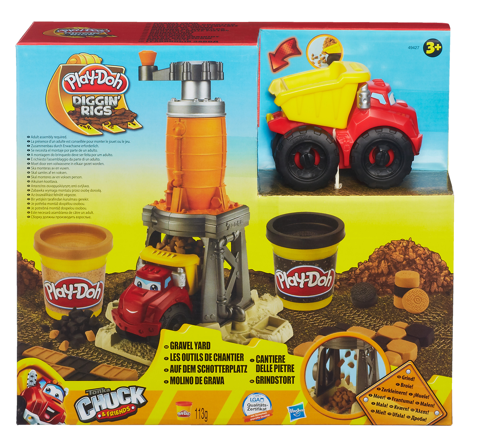 Play-Doh Digging Rigs Playset