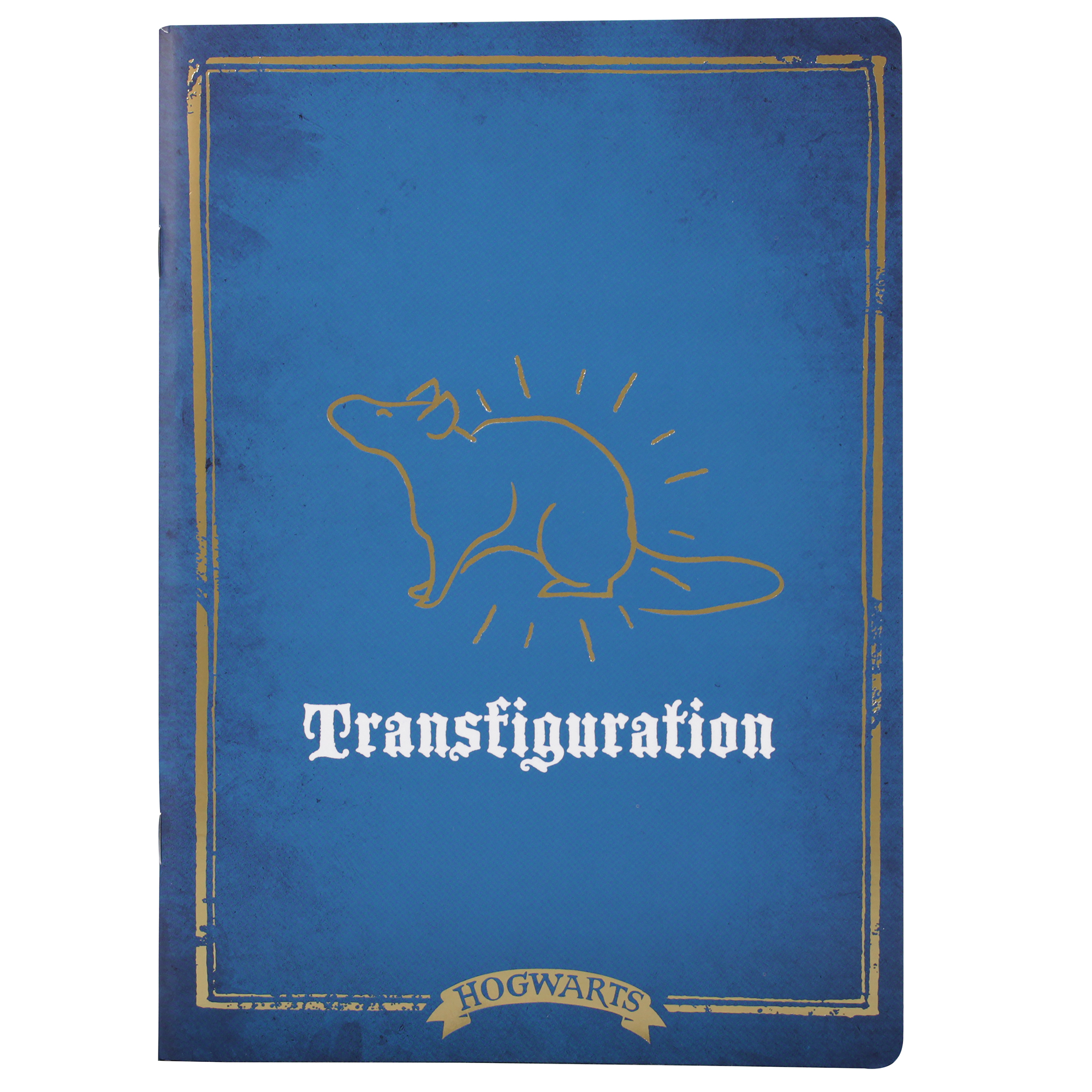 Harry Potter Transfiguration A5 Notebook