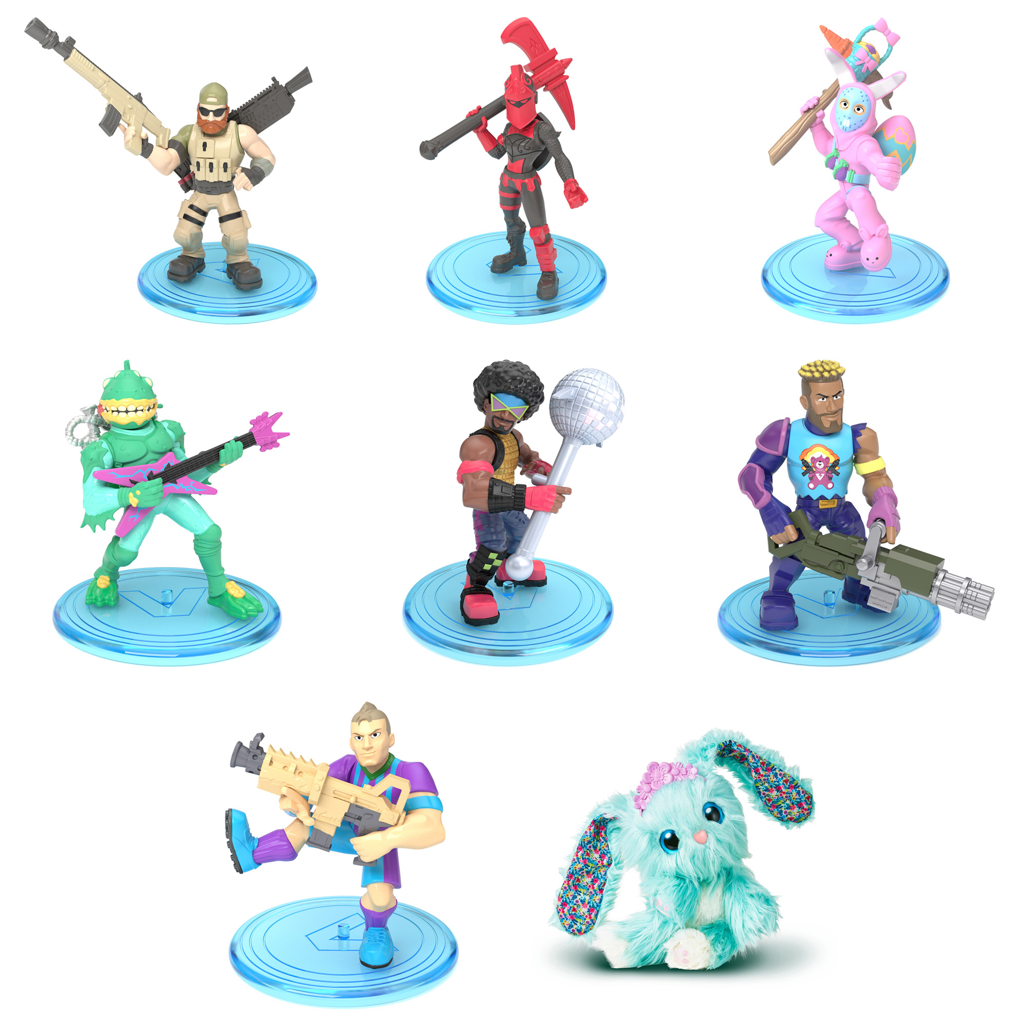 Fortnite Battle Royal Solo Figure Assortment