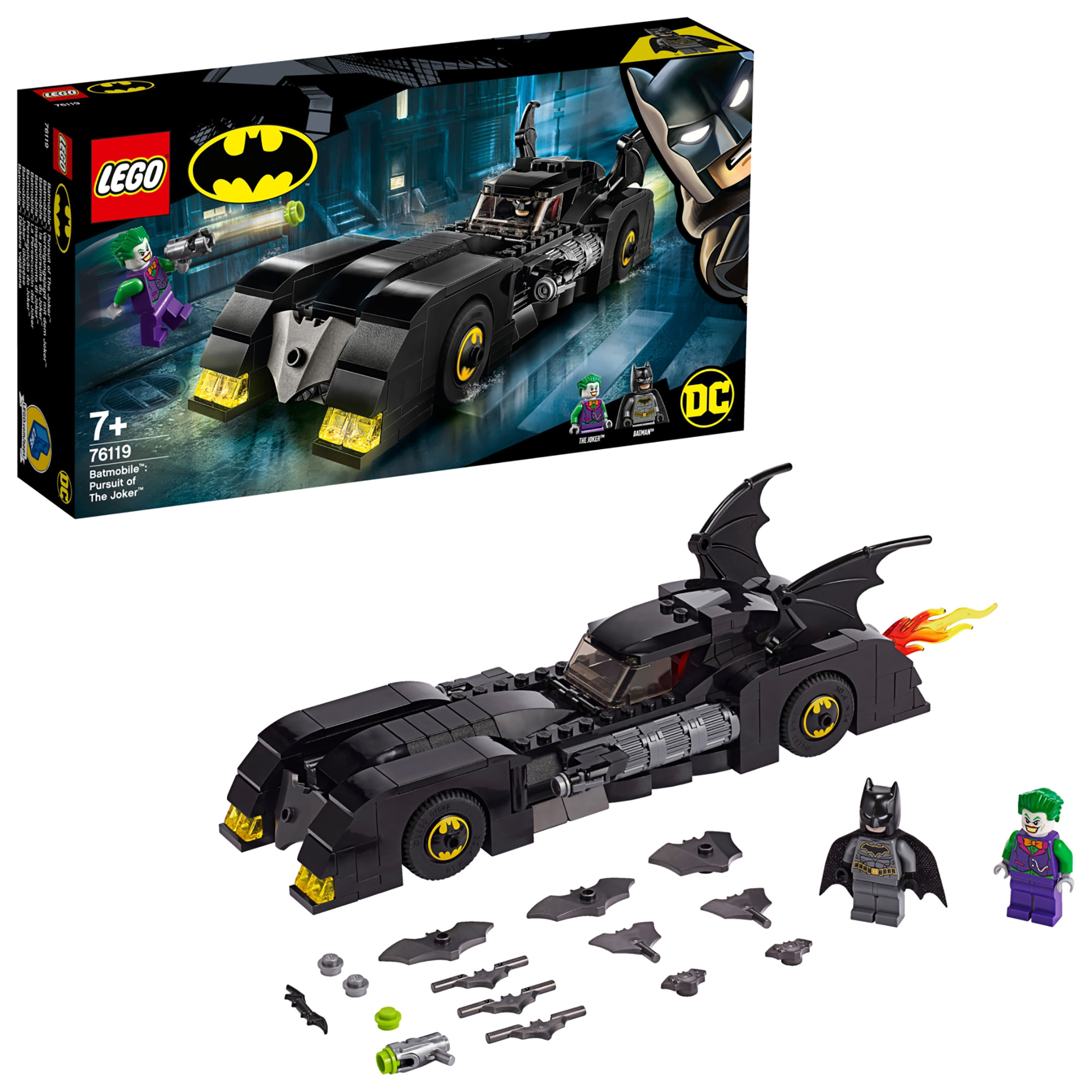 LEGO Super Heroes Batmobile : Pursuit of The Joker