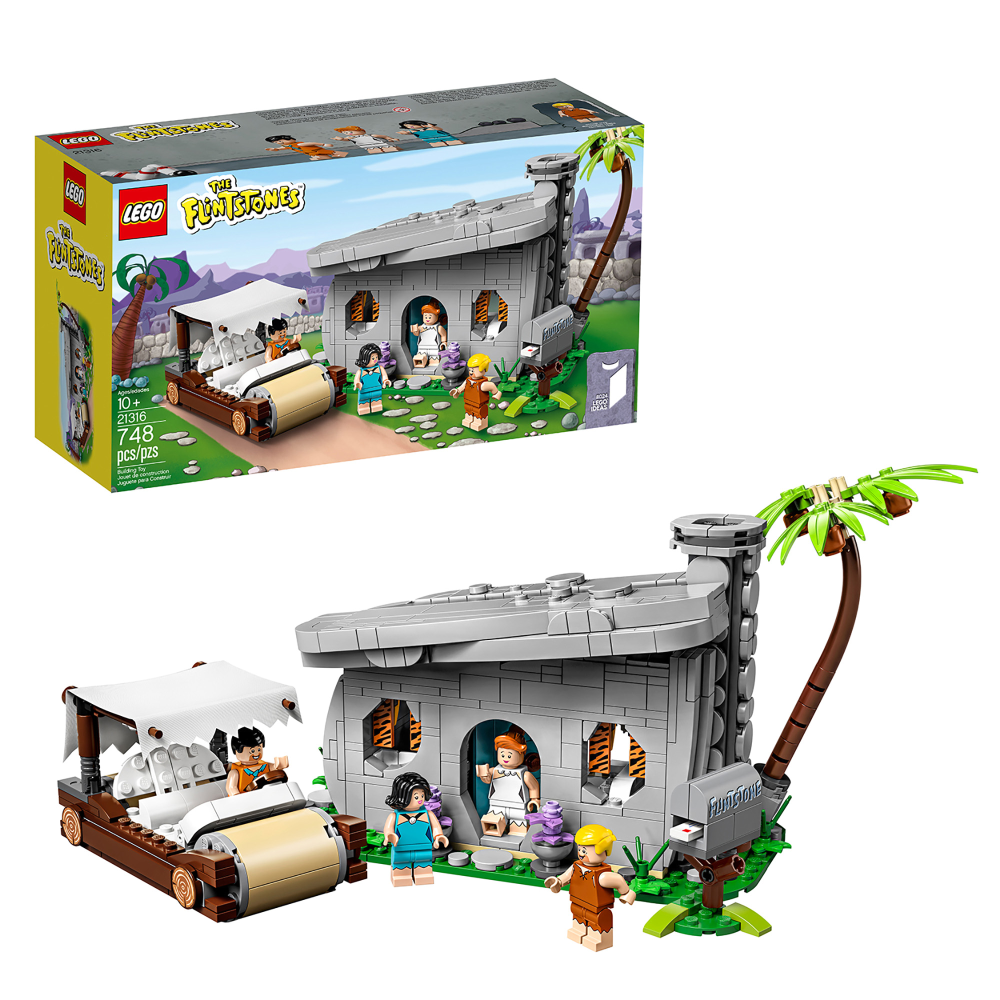 LEGO Ideas The Flintstones