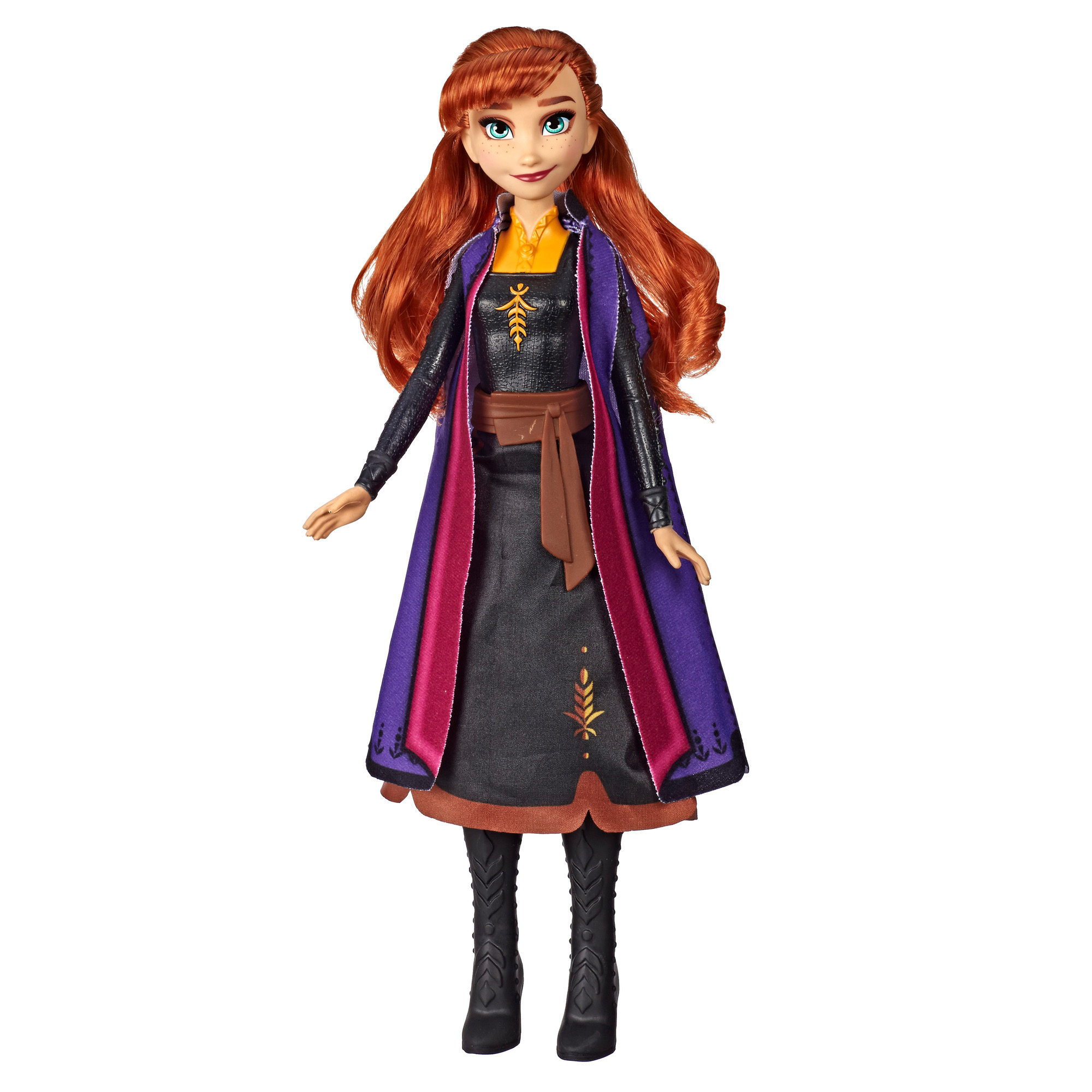 Anna Autumn Swirling Adventure Fashion Doll