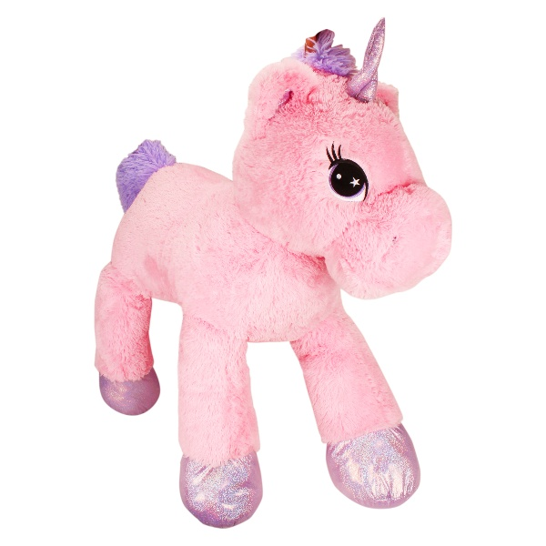 Lying Unicorn Plush - 100 cm