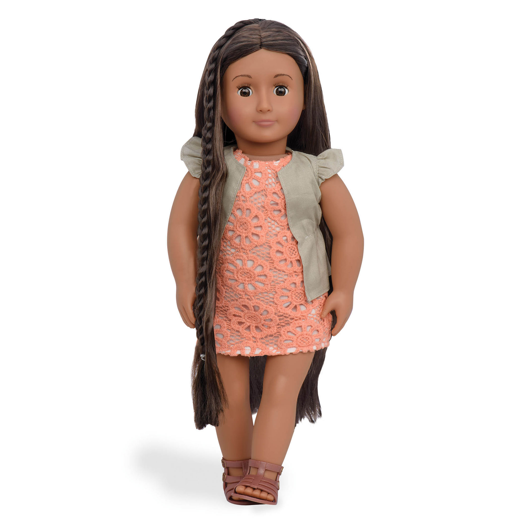 Our Generation Flora HairPlay Doll