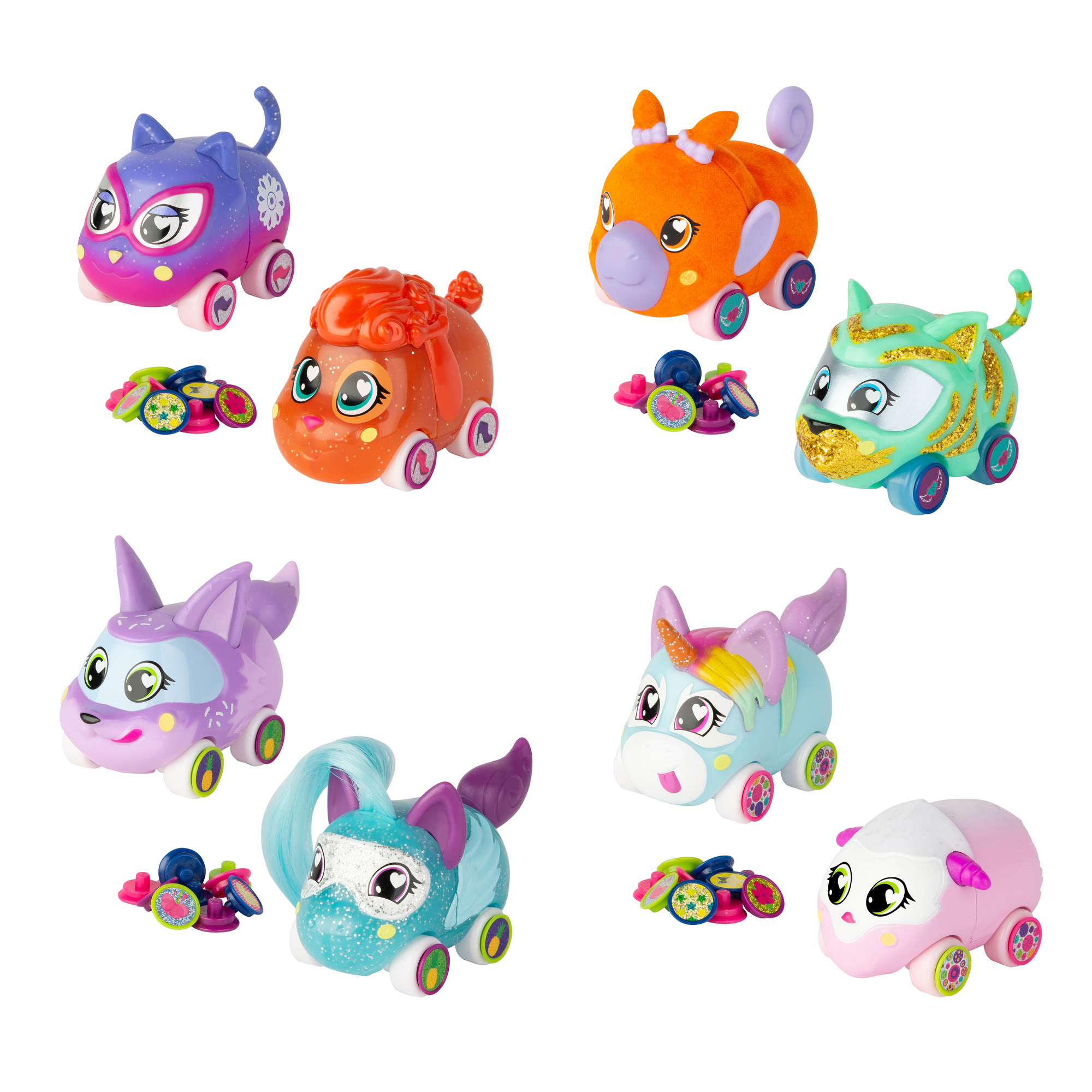 TOMY Ritzy Rollerz Besties Assortment