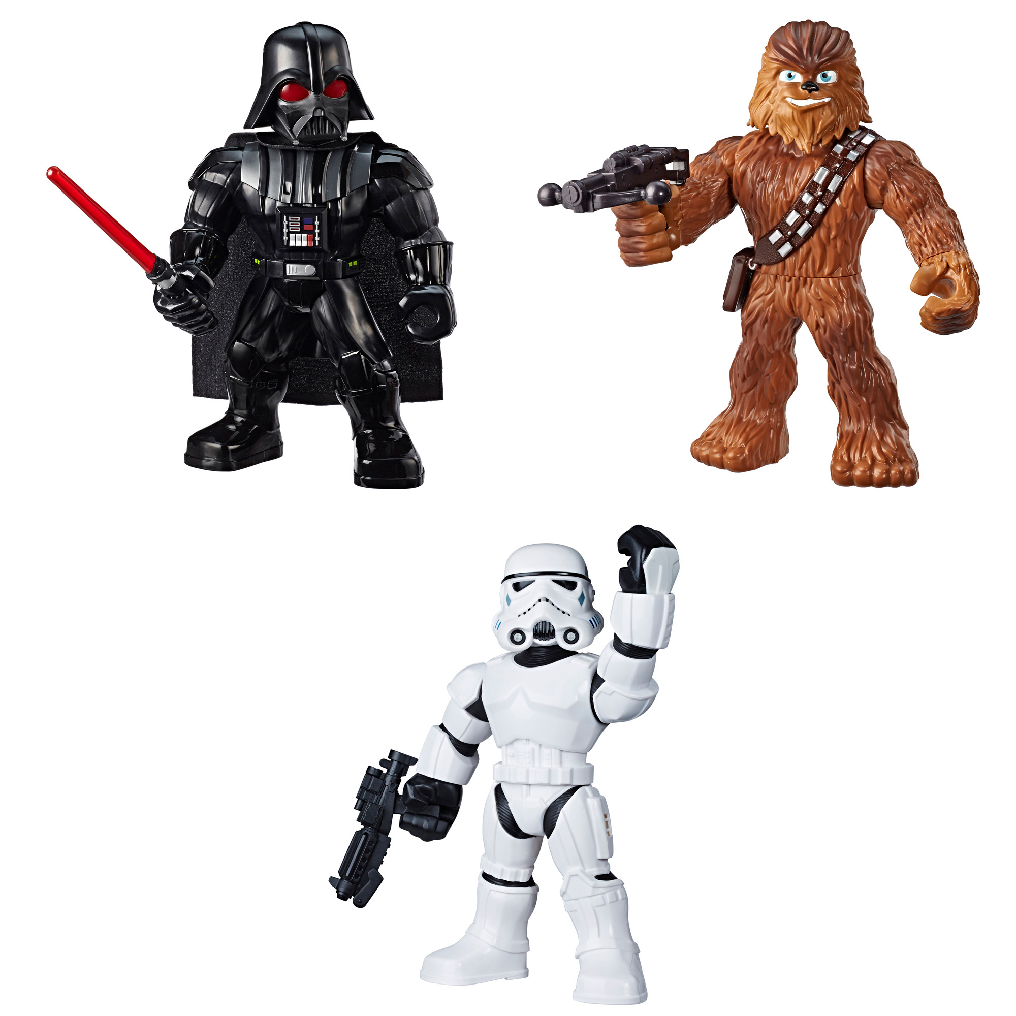 Star Wars Galactic Heroes Mega Mighties 10-Inch Action Figure