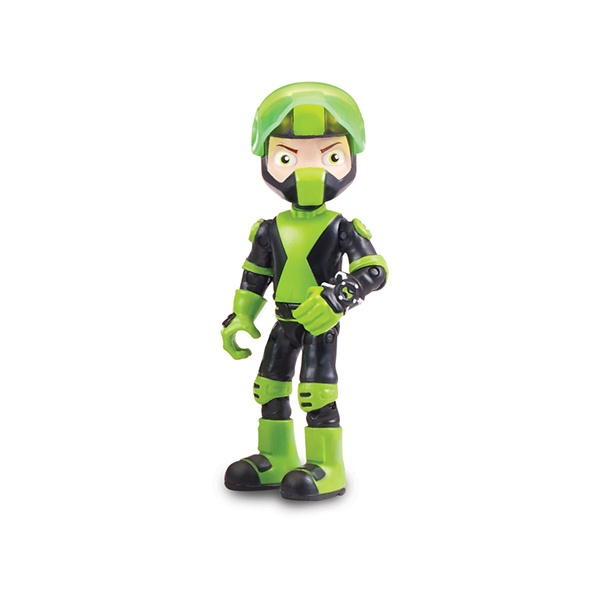 Ben 10 Ben's Transforming Omni-Cycle