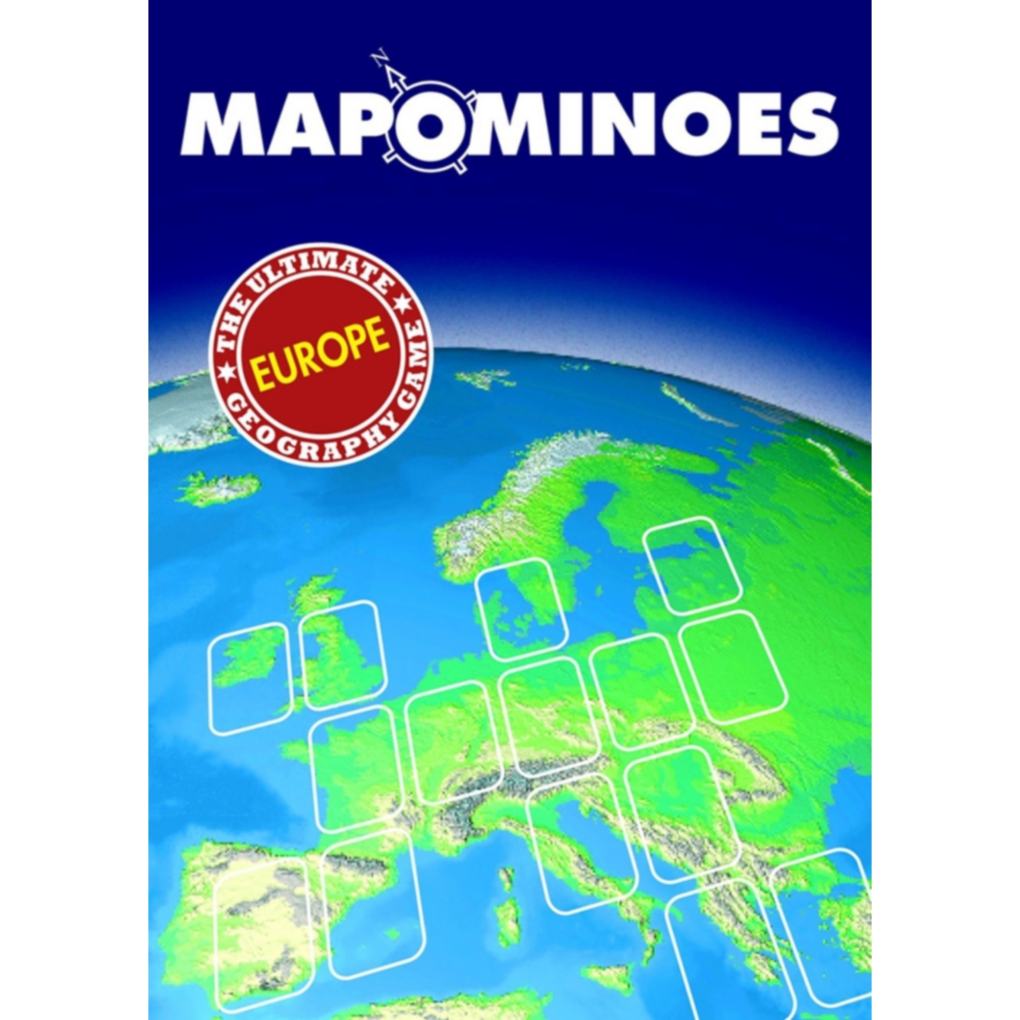 Mapominoes The Ultimate Geography Game