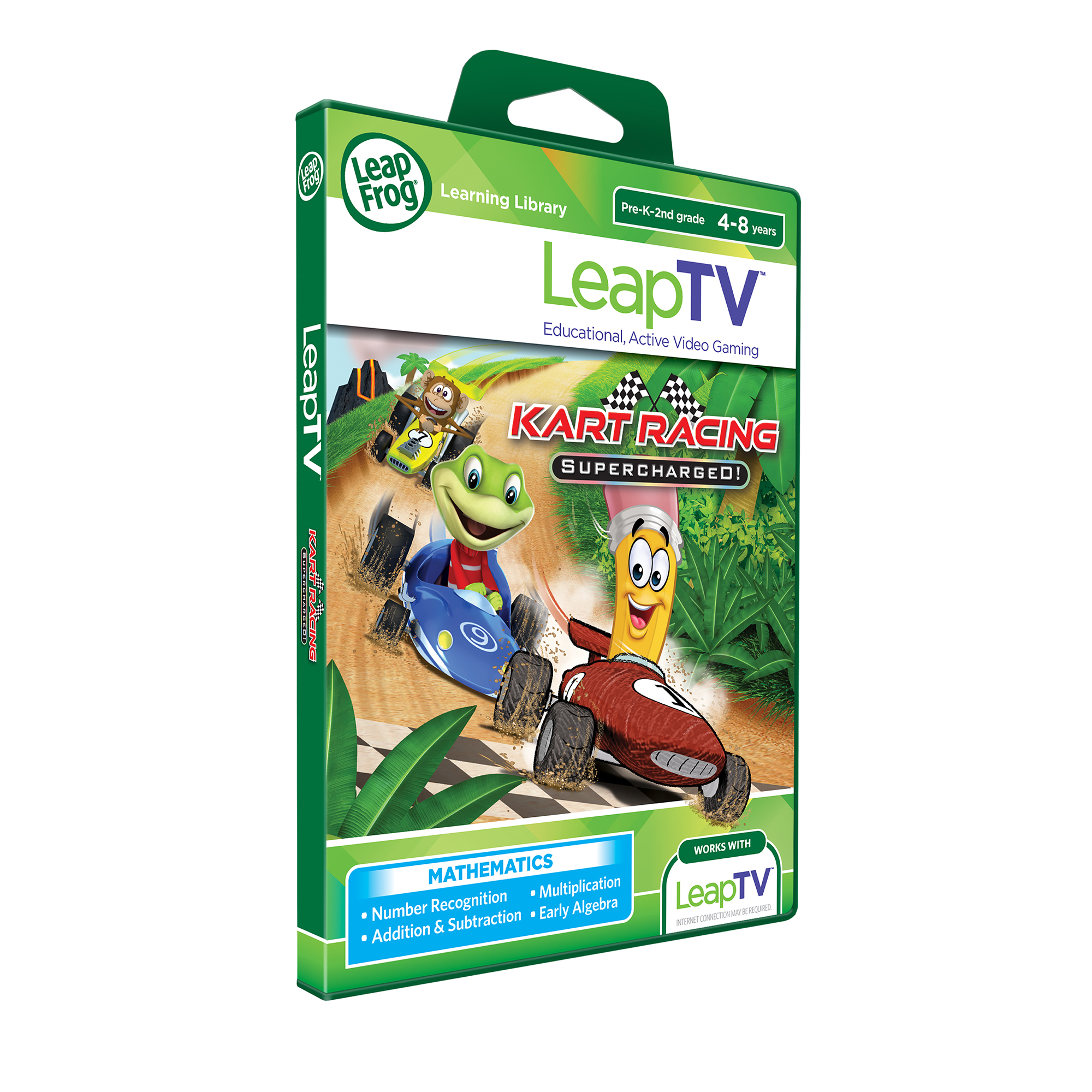 LeapFrog Kart Racing LeapTV Software