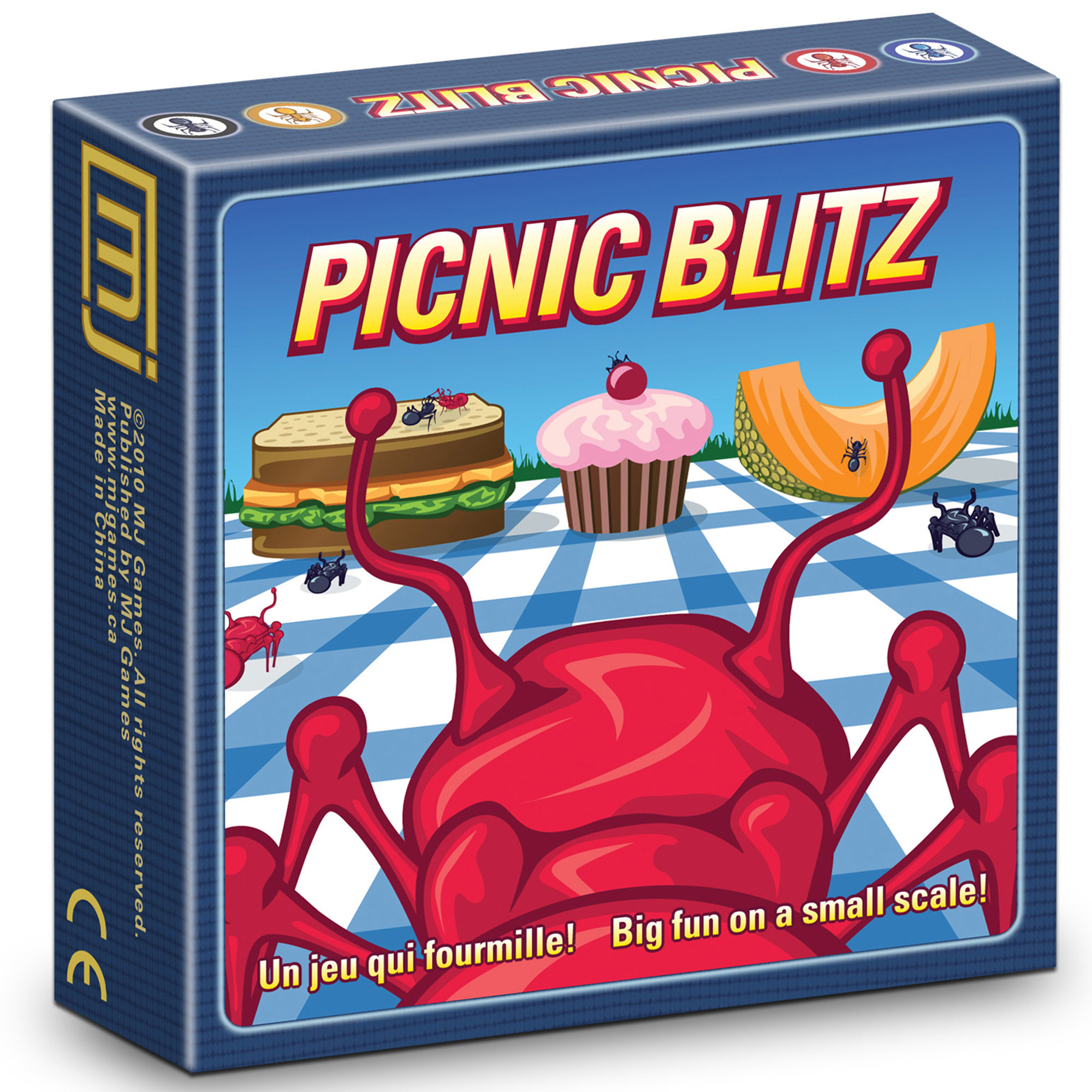 Picnic Blitz Game