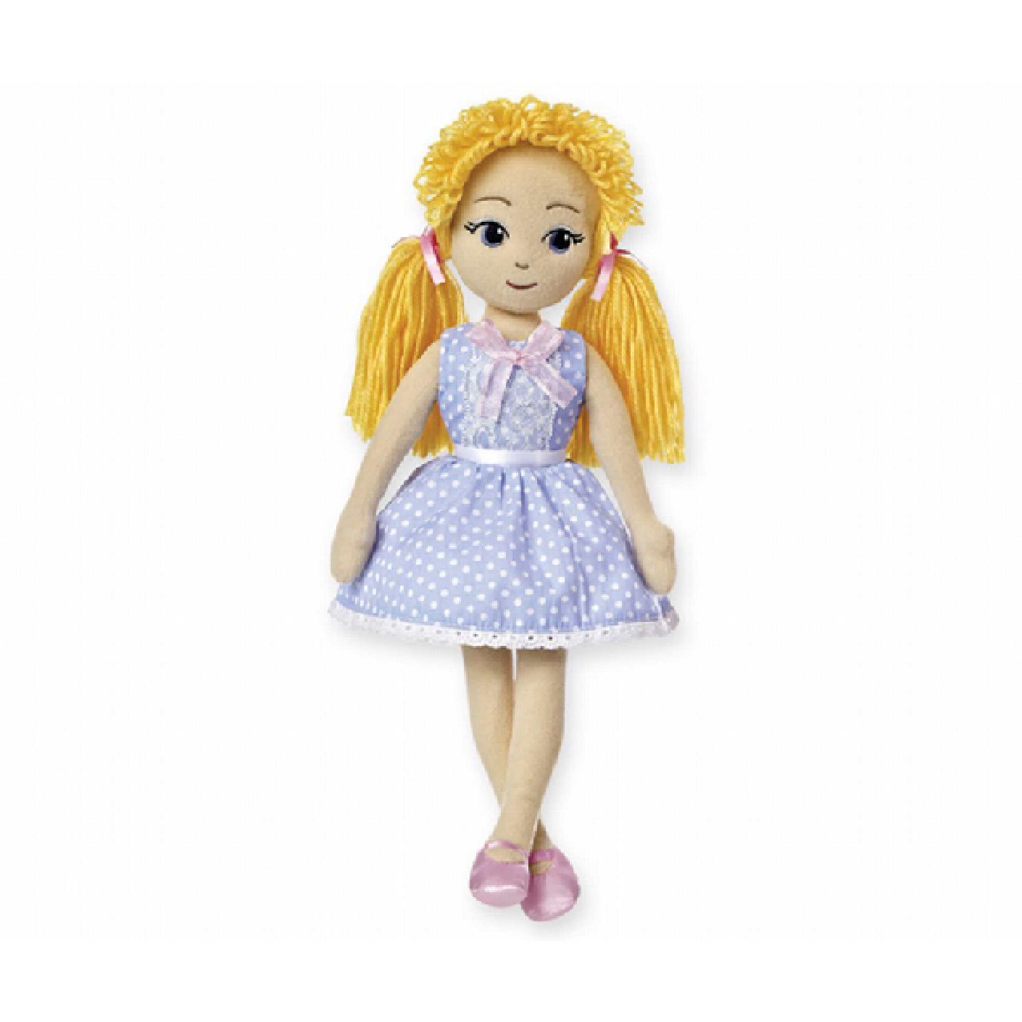 Sweet Lollies Lourdes Soft Doll