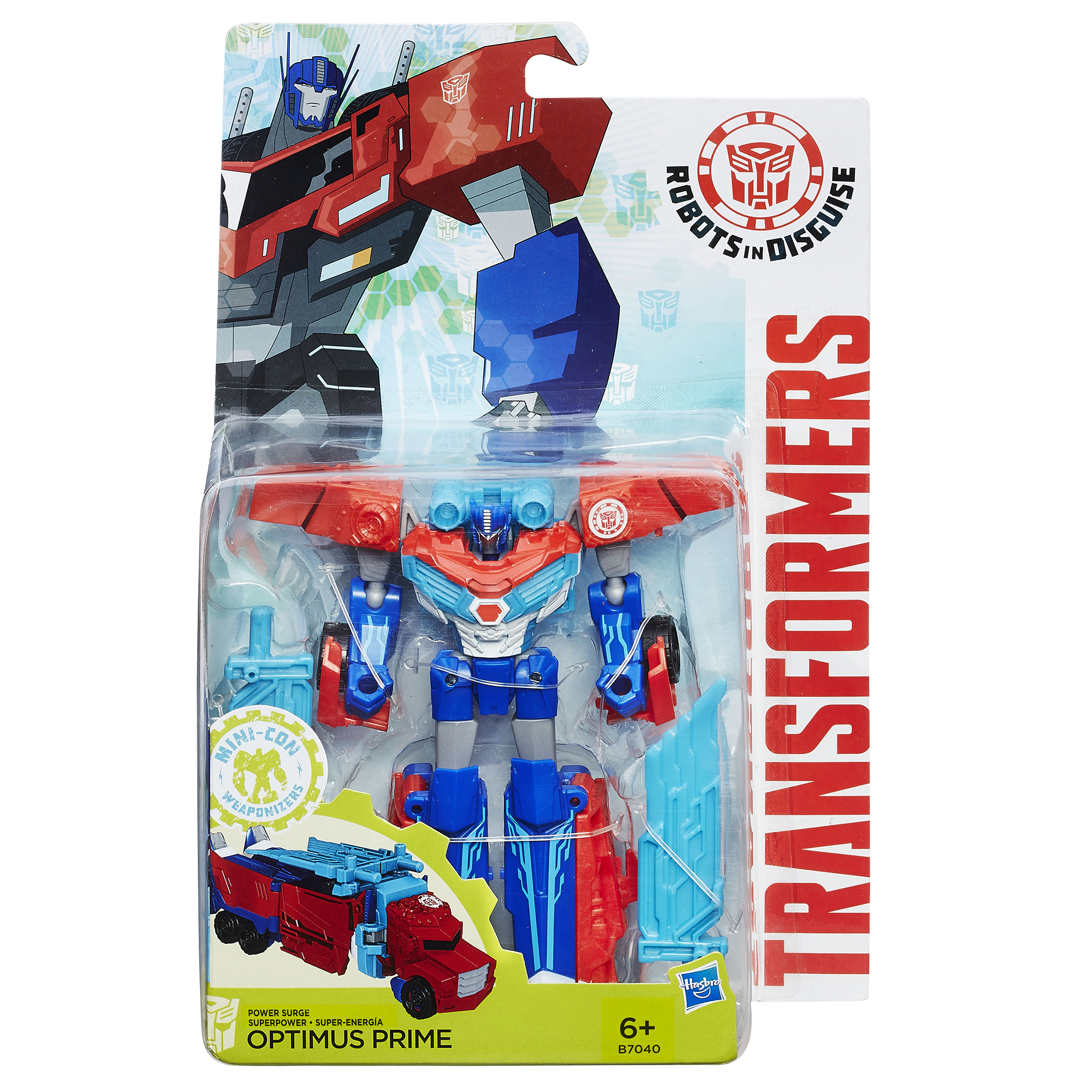 Transformers Robots In Disguise Warrior Class Figure Asst